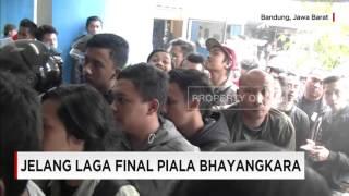 Bobotoh Antusias Jelang Final Piala Bhayangkara