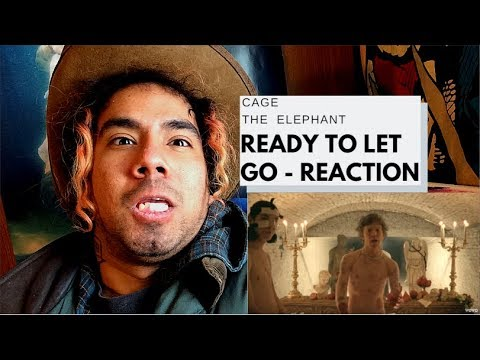 Cage The Elephant - Ready To Let Go REACTION