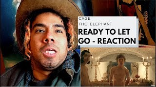 Gambar cover Cage The Elephant - Ready To Let Go REACTION