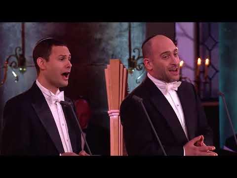 3 חזנים בביצוע מקסים לשיר ירושלים של זהב