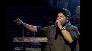 KRS-One vs Ice Cube - G.O.A.T (FIRST ROUND)