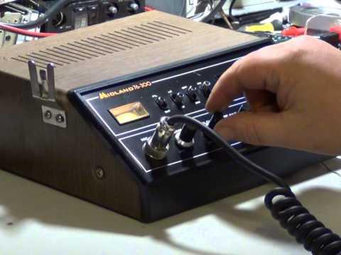Team Euro 3004UK, UK (CB 27/81) CB radio (Base Station) - On