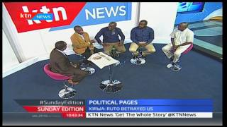 Battle for Nairobi seats threatens to rip Jubilee Party right in the middle