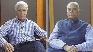 Modi Lacks Moral Leadership: Yashwant Sinha