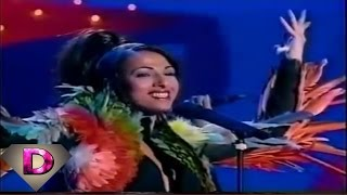 Dana International - Diva (Dress Rehearsal)