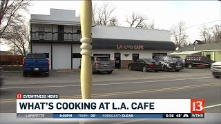 Whats Cooking - L.A. Cafe