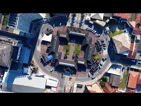 Drone Sobrevoando Peruíbe
