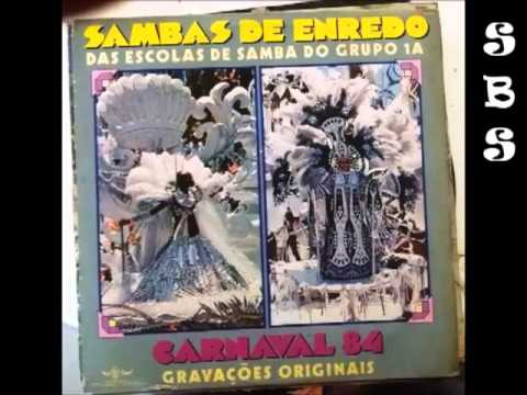 Música Samba Enredo - Epopéia do Samba