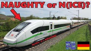 DB ICE 4 HIGHSPEED TRAIN REVIEW / MUNICH TO BERLIN / GERMAN TRAIN TRIP REPORT