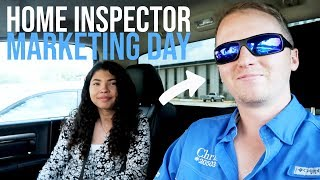 Home Inspector Marketing Day