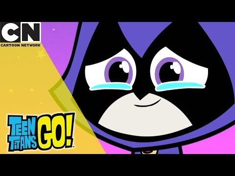 Teen Titans Go! | Don't Fiddle With It | Cartoon Network
