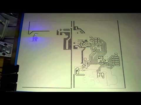 Laser PCB thermopapier 8