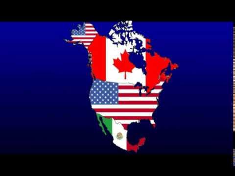 Países de Norteamérica