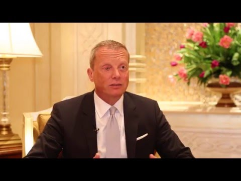 Holger Schroth, General Manager, Emirates Palace