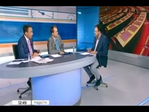 Θανάσης Θεοχαρόπουλος : 'Σήμερα έχουμε το τεχνητό success story του Τσίπρα'