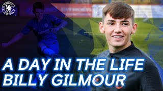 """""""I Look Up To Cesc Fabregas"""" A Day In The Life Of Billy Gilmour"""
