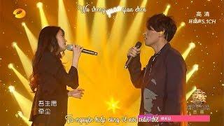 [Vietsub LIVE] Lạnh lẽo 涼涼 - Trương Bích Thần & Dương Tông Vỹ (OST Tam Sinh Tam Thế Thập Lý Đào Hoa)