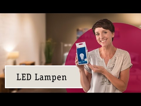 LED Lampen - Vorteile und Nachteile gegenüber anderen Leuchtmitteln