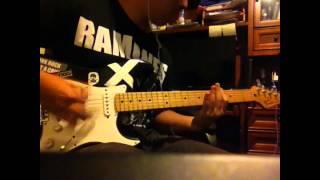Sum 41 - Crazy Amanda Bunkface (Guitar Cover)