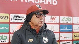 Курбан Бердыев перед матчем со «Спартаком»: «Нам будет не хватать Попова»