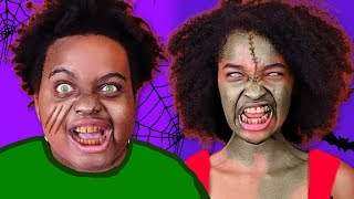 HALLOWEEN Monster Toys BECOME ALIVE - Onyx Kids