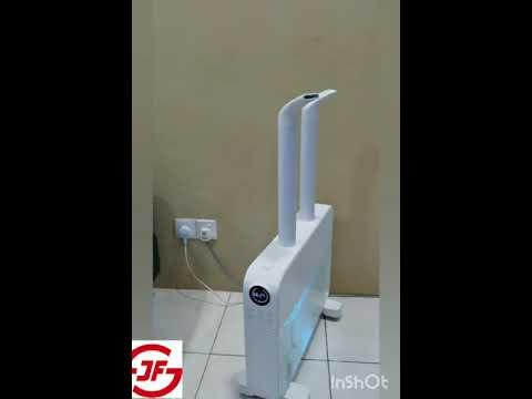 DISINFECTION MACHINE MIST SPRAY-12Liter/ Double Hose Sprayer