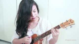 Ako Nalang - Zia Quizon (Ukulele Cover) | Reneé Dominique