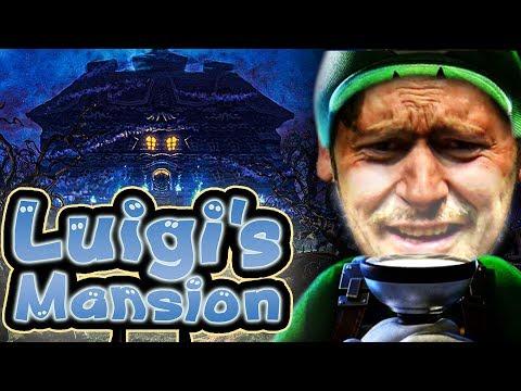 Der etwas andere Ghostbuster | Luigi's Mansion mit Simon #01