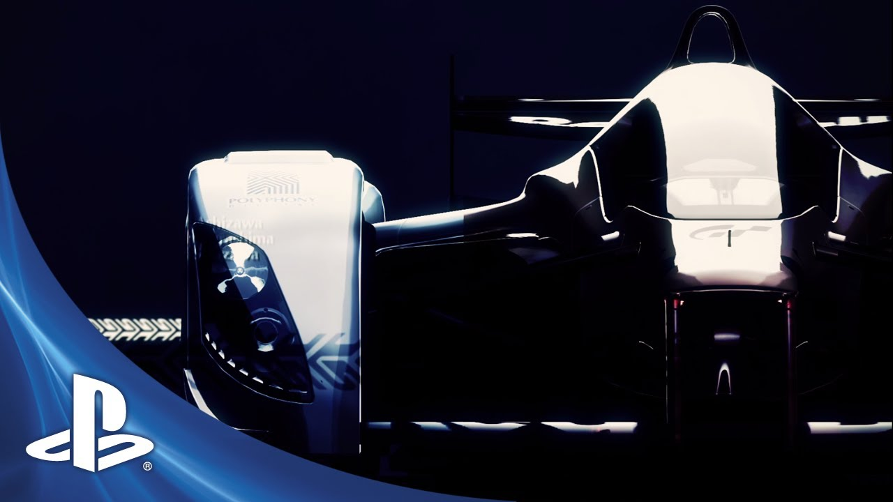 Gran Turismo 6 Unveiled, Out This Holiday on PS3