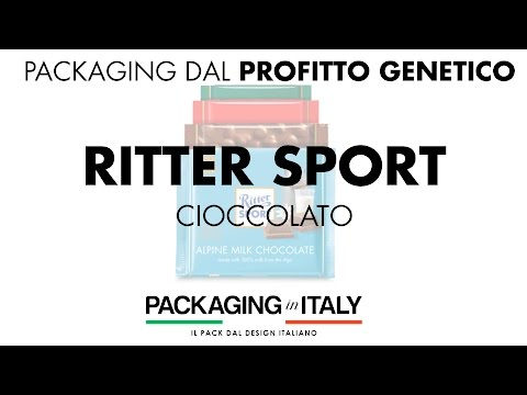 09 Packaging Profitto Genetico™ : Ritter Sport