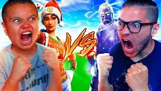1v1 MINDOFREZ VS 10 YEAR OLD BROTHER!!! MATCH OF THE YEAR!! (EXTREME PUNISHMENT) FORTNITE *INTENSE!*