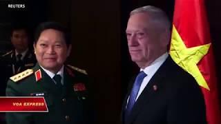 Cựu đại Sứ: Mỹ Không Thể Hiện Diện Quân Sự Lâu Dài Tại Việt Nam Vì Trung Quốc (VOA)