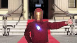 Воображение и мечты / Iron Man vs. Beetlejuice
