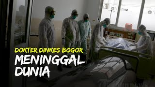 Dokter Dinkes Bogor Meninggal Dunia Positif Corona, Diketahui Terpapar dari Kluster Bima Arya
