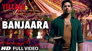 Ek Villain: Banjaara Ultra HD 4K Resolution Full Song(Video)|Shraddha Kapoor Siddharth Malhotra