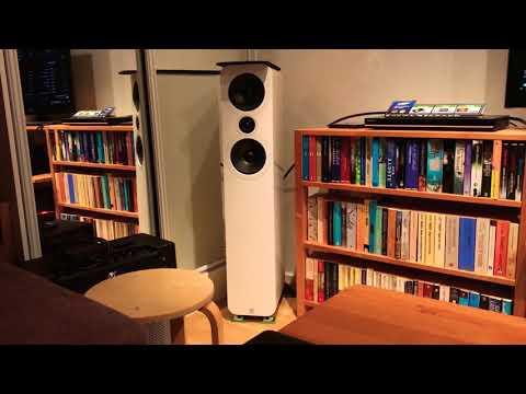 Q Acoustics 3050 Spotify test
