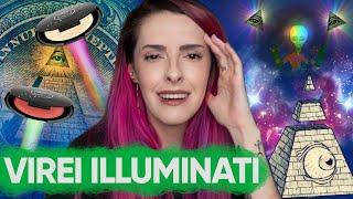 MAKE ILLUMINATI PARA DOMINAÇÃO DO UNIVERSO UAU! - Karen Bachini
