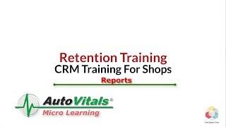 14 Retention Training