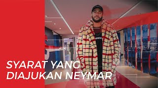 Neymar akan Bertahan di PSG, Jika Hal ini Terpenuhi