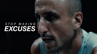 STOP MAKING EXCUSES - Motivational Video