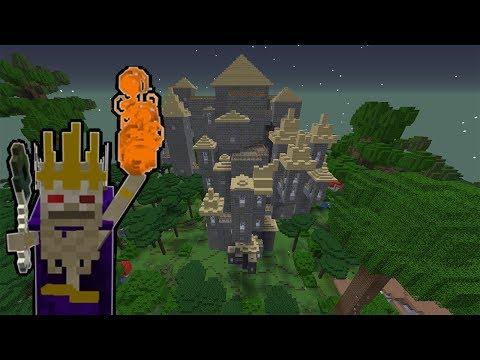 Sezon 8 Minecraft Modlu Survival Bölüm 11 - Kral İskelet