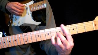 Have Yourself A Merry Little Christmas Guitar Lesson - Chord Melody Pt.2
