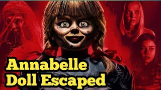 Annabelle Doll Escaped From Warren Museum