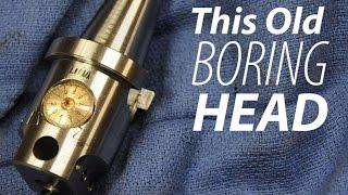 Homemade - Boring Head