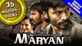 Maryan (2019) New Released Hindi Dubbed Full Movie | Dhanush, Parvathy Thiruvothu, Jagan