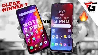 Realme 3 Pro Vs Redmi Note 7 Pro Full Comparison | Best Smartphone under ₹15,000 - Download this Video in MP3, M4A, WEBM, MP4, 3GP