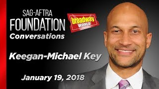 Conversations on Broadway: Keegan-Michael Key