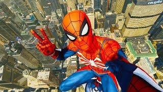 Your Friendly Neighborhood Spider-Man! (Game Fails #197)