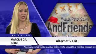 TV Budakalász / Kultúrkörkép / 2018.03.22.