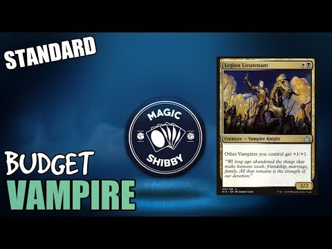 Magic: The Gathering - Vampire (Building On A Budget) [Deutsch] Mp3